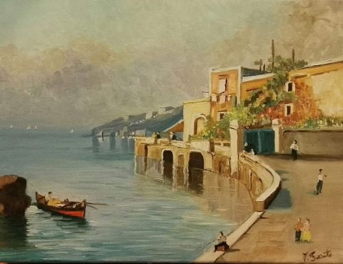 Paesaggio marinaro